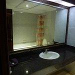 Diamond Hotel, cabinet de toilette