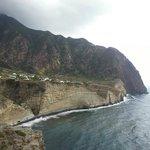 Pollara, Salina where Il Postino was filmed- breathtaking is not enough to describe!