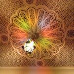 Plafond in onze slaapkamer