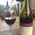 Great local wine