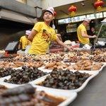 Sea food paradise