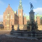 Frederiksborg Slot Fountain