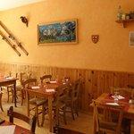 salle à manger d'été
