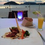 Lovely views and amazing cuisine