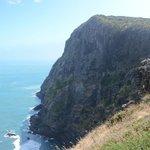 Ahu Ahu Cliffs