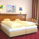 Doppelzimmer im Hotel Alexandra Wels
