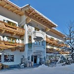 AktivHotel Hochfilzer in Ellmau am Wilden Kaiser, Winter