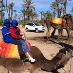 Photo of Camel Ride Marrakech