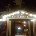 Dinner at The Greenhouse