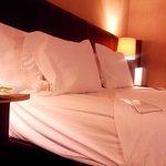 menú de almohadas máximo confort