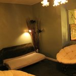 One of our spacious serenity rooms