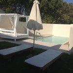 pool exec suite