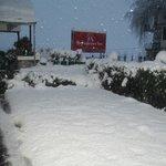 Winter in manali
