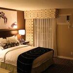 Cama da suite