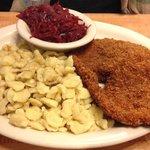 Wienerschnitzel - German menu every Wednesday