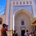entrata del mausoleo