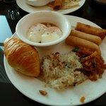 Buffet breakfast 2