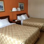 Room double Queen size beds