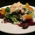 Beet and Fig Salad