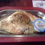 Stuffed Grouper