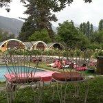Zona de entretenimiento: piscina y Hot Tub