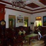 Ancient Angkor Hotel.- le hall