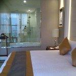 Lan Tian Hotel Huangxing Road Foto