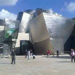 Entrada Guggenheim Bilbao