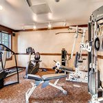 Borders Lodge Fitness Center