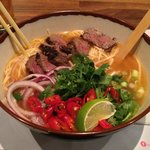 The Kobe Beef & Noodle Dishes