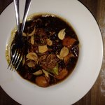 Chicken in soy sauce Indonesia style
