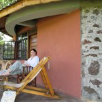 huisjes in Kiboko Lodge
