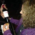 La elección del vino