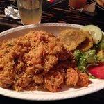 Mi arroz con camarones