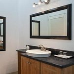 One of our bathrooms
