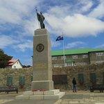 monumento ai caduti nella guerra del 1982