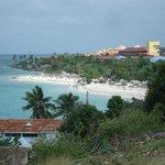 Playa Guardalavaca.