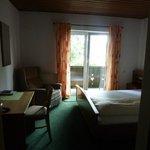 Room 12, Gasthof Sonne, June 2013