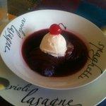 Surprise desert - delicious!!