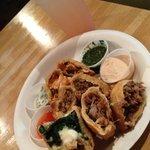Delicious - Beef Tinga, Pork, Chicken empanadas