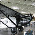 Один из первых самолетов Люфтганзы