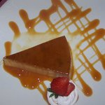 The best flan in the world!