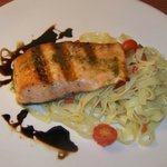 This salmon was to die for!!