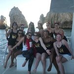Bachelorette Party in Cabo San Lucas - Laurie