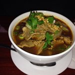 Beef noodle souo