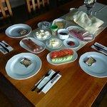 Завтрак на троих