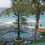 Blue Orchid 4th floor view to sea