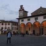 the square outside the Bellavista