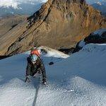 Summiting Illiniza Sur!