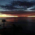 Sunrise from balcony 402B